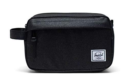 Herschel Chapter Travel Kit Black Sparkle
