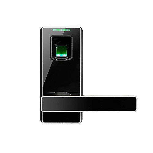 Cerradura Inteligente Keyless - ZKTeco ML10-ID - Smart lock con tecnología RFID avanzada + 5 Tarjetas RFID - Ideal para Hoteles, Gym, Dormitorios.