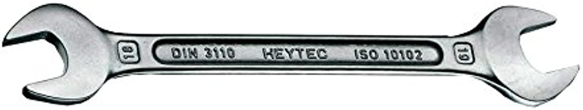 Heytec Double Ended Open Jaw Wrench 18X19mm - 50800181980