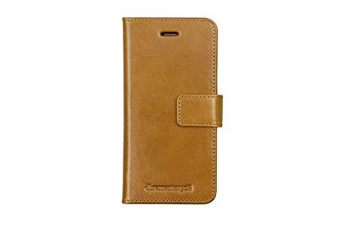 dbramante1928 Copenhagen Book Case Golden Tan voor iPhone 8 Plus 7 Plus 6s Plus 6 Plus
