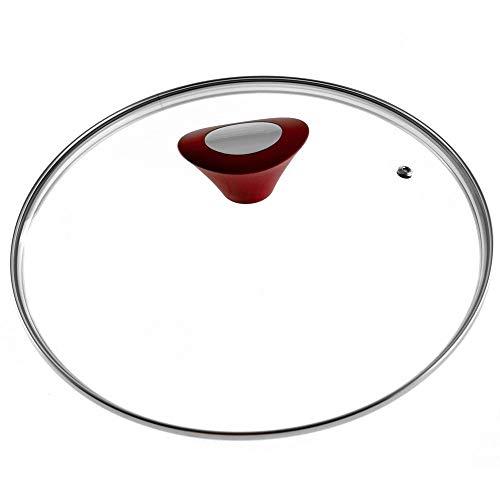 Couvercle à poêle 28 cm Color Your Kitchen de Durandal - Rouge