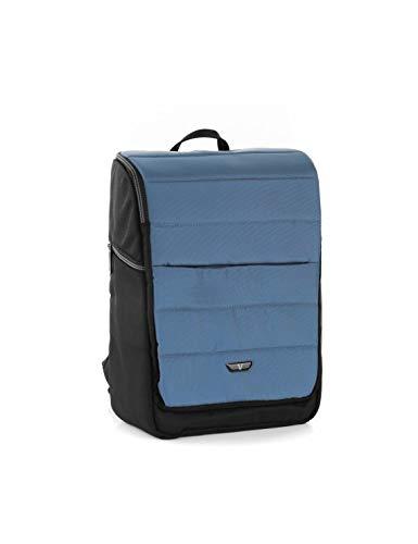 """Roncato Radar Mochila para portátil 15.6"""" Azul, Medida: 40 x 28 x 13 cm, Compartimentos Interiores para la organización Interna de Todas Tus Cosas"""