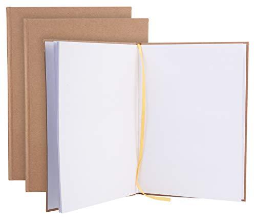 VBS Notizbuch, DIN A4, 200 Seiten, 3 Stück