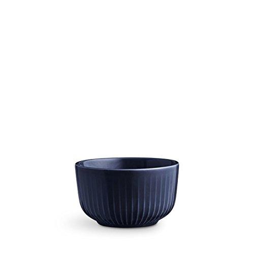Kähler Hammershøi Cuenco, cerámica, añil