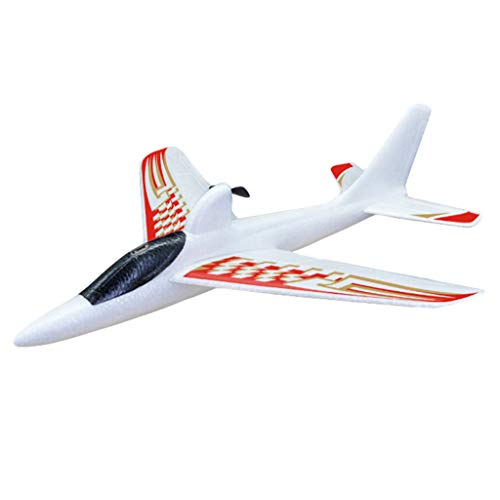 Review Basde Electric Hand Throwing Aircraft, Electric EPP 350mm Wingspan Hand Throwing Aircraft Gli...