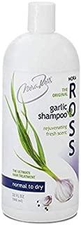 Shampoo De Ajo Nora Ross 100% Original.Combate Caida De Cabello, Caspa, Seborrea