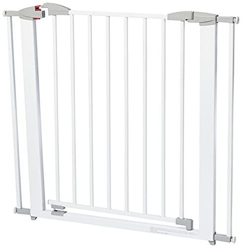 Clippasafe CL1300 Cancelletto Swing Shut Estendibile, in Metallo, colore: Bianco