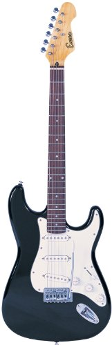 Encore EBP-KC3T Negro de la guitarra eléctrica de Trajes