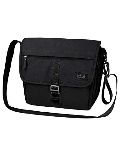 Jack Wolfskin Unisex– Erwachsene Camden Town Freizeittasche, Ultra Black, One Size