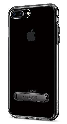 Spigen iPhone 7Plus Case Ultra Hybrid S 5.5Carcasa Negro
