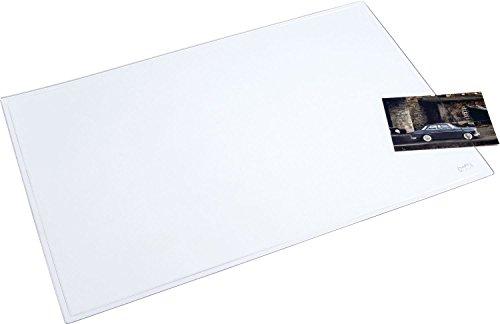 Sous-main transparent de 53x 40cm Helit H2523102