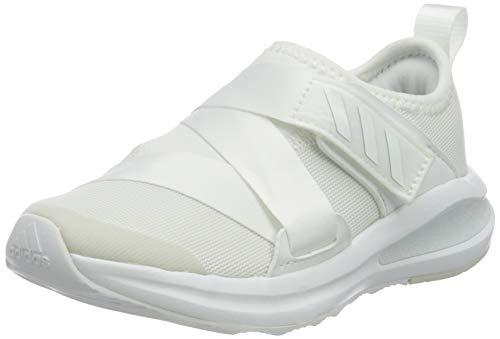 adidas Fortarun X K, Zapatillas de Running, FTWBLA/FTWBLA/Griuno, 38 2/3 EU
