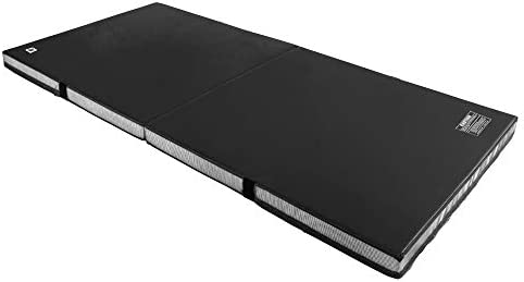 We Sell Mats 4 Inch Thick Bifolding Gymnastics Crash Landing Mat Pad Safety for Tumbling Back product image