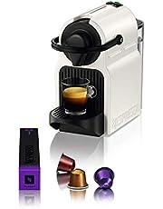 Krups Nespresso Inissia XN1001 ekspres do kawy   krótki czas nagrzewania   kompaktowy format   regulowana ilość kawy   przycisk bezpośredniego wyboru   automatyczny wyrzut kapsułek   19 bar