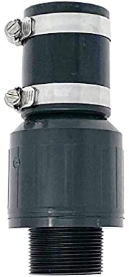 """Raybend,""""Silent"""" Sump Pump Threaded Check Valve, 1-1/2"""" NPT to 1-1/2"""" Pipe by Raybend"""