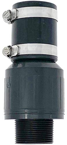 """Raybend, """"Silent"""" Sump Pump Threaded Check Valve, 1-1/2"""" NPT to 1-1/2"""" Pipe"""