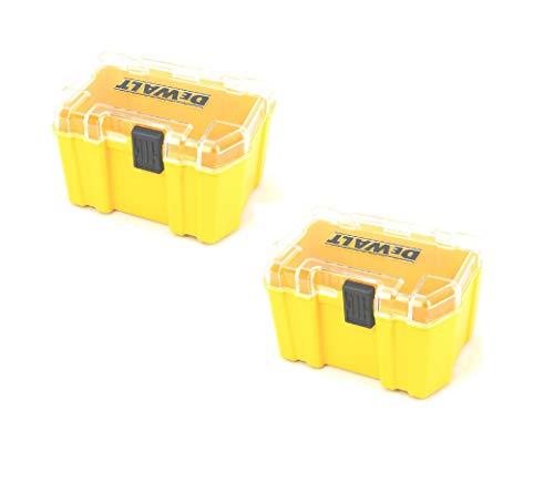 Dewalt DCS355B/DCS355D1/DWE315K - Caja de herramientas para oscilar (2 unidades, N276779-2 unidades)