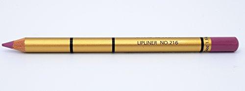 Brooklin Lipliner Bleistift Rosenholz 216 Wasserdicht Langlebig