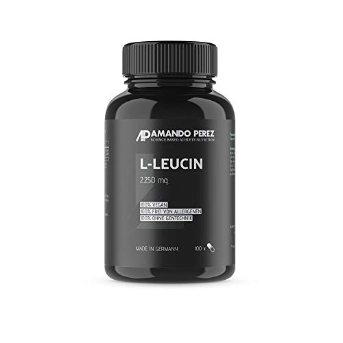 Amando Perez -  L-Leucin - 2250 mg