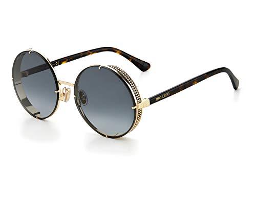 Jimmy Choo Lilo--S 06J9O - Gafas de sol, color dorado y gris