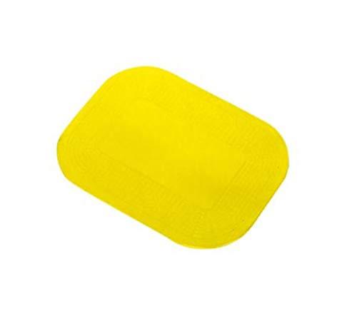 Dycem rutschfeste Unterlage, rechteckig, 35 x 25 cm, gelb