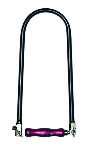 Bausch 750 – Scie à chantourner Tube coudé avec vis de force en nylon