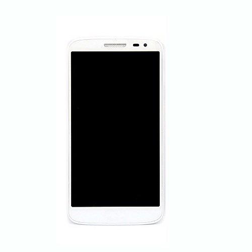 UU FIX LCD Pantalla Táctil para LG G2 Mini D620 D618 (Blanco),reemplazo de la Pieza de reparación de teléfono Pantalla LCD Reemplazo de la asamblea de Vidrio de la Pantalla táctil.