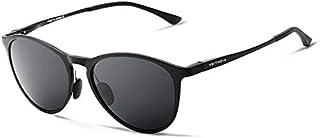 نظارات شمسية من فيثديا 6625 باطار اسود