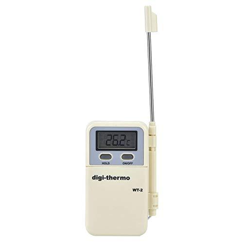 WT-2 Termómetro Digital Elitech, Herramienta de Medición de la Temperatura de Los Alimentos con Termómetro con Pantalla Digital de Cocina