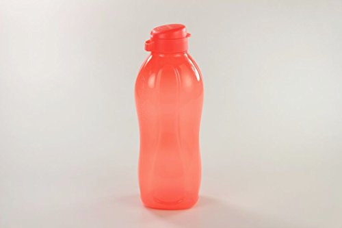 Tupperware to go Eco 2l Naranja Botella clippverschluss ökoflasche 26782