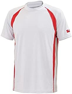 9ded7a59 SLAM ROUND NECK SPEAR SHORT SLEEVE TSHIRT, 75%polyester 25% bamboo, quick