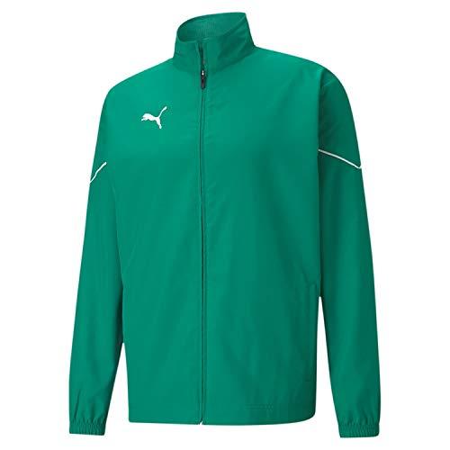 PUMA Teamrise Sideline Jacket Chaqueta De Entrenamiento, Hombre, Pepper Green Black, L
