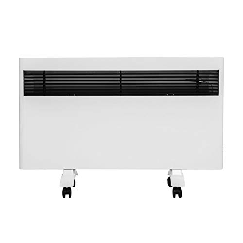AICN 2000W/2500W Convection Electric Heater/Temperature Adjustable / 2 Heating Settings/Intelligent Constant Temperature/Household Quick-heating Silent Wall-mounted Heater/Overheating Protection