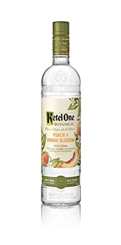 KETEL ONE VODKA PEACH ORANGE 70 CL