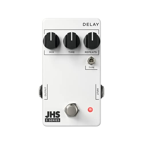 JHS Pedals 3 Series Delay · Guitar Effect