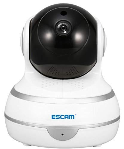 Escam Baby Crying - Cámara de vigilancia (2 Mpx, HD, Audio, detección de Movimiento, exploración Humana, Infrarrojos)