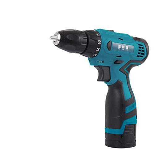16.8 V taladro de impacto multifunción mano taladro eléctrico conjunto de herramientas...