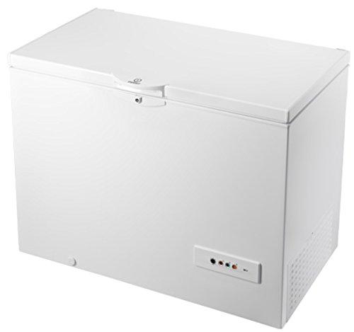 Indesit OS 1A 300 H Independiente Vertical 311L A+ Blanco - Congelador (Vertical, 311 L, 20 kg/24h,
