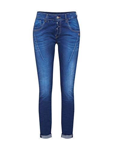 Gang Jeans Fashion New Georgina - Jaycee Denim, blau(vividbluewash), Gr. 29