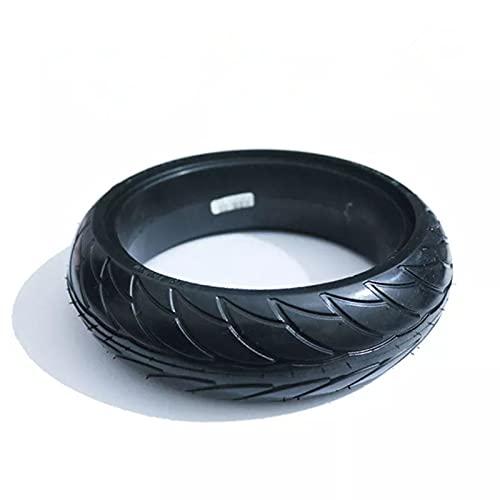 FXBH Neumáticos no Neumáticos Sólidos a Prueba de Explosiones de 8 Pulgadas, Neumáticos de Repuesto Delanteros y Traseros, Adecuados para el Scooter Eléctrico Xiaomi No. 9 ES2