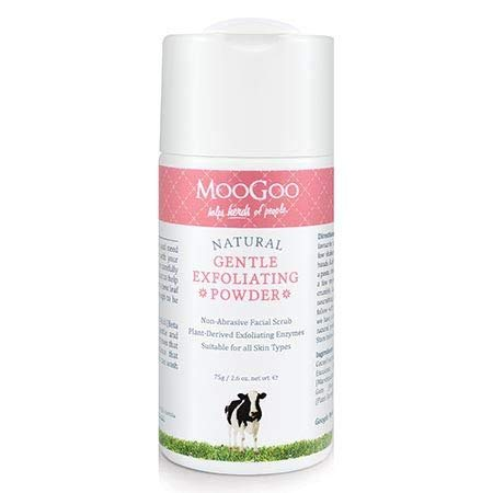 MooGoo Gentle Exfoliating Powder