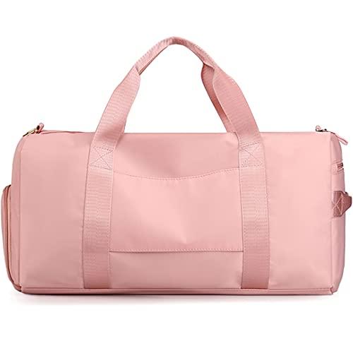 ZZTD Bolsa de Deportes Duffle Gym Duffel Bag Women Mochila zapatería Bolsillo de Gimnasio Bolsa de Viaje (Color : Fense-da, Size : One Size)