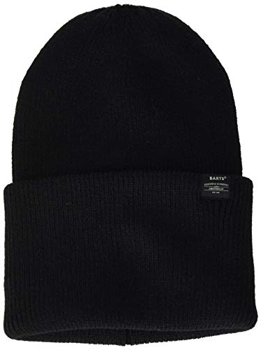 Barts Damen Haveno Beanie Baskenmütze, Schwarz (Black 0001), One Size (Herstellergröße: Uni)