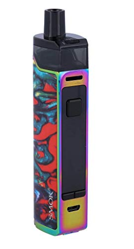RPM80 Pro E-Zigaretten Set - 5ml Tankvolumen - von Smok - Farbe: regenbogen-resin