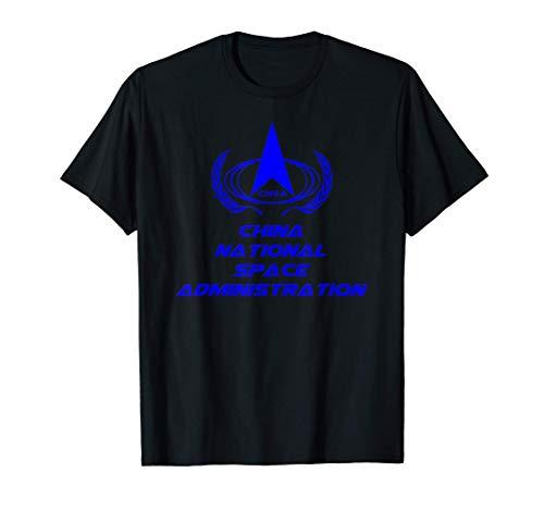 CNSA chinesische Weltraumorganisation wie NASA, Roskosmos T-Shirt