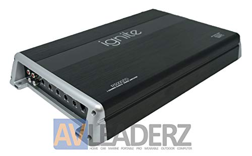 Ignite Audio R3000//1D 6000 Watts Peak Power Class D Mono Block Car Amplifier