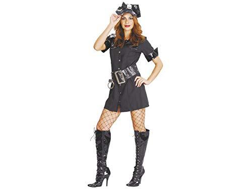 DISONIL Disfraz Polica Mujer Talla L
