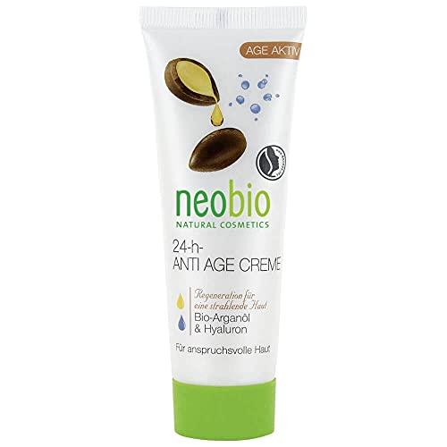 Neobio Crema Anti-Edad 24H 50Ml Neobio 1 Unidad 50 g
