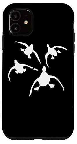 iPhone 11 Duck Hunting Phone Case By Committed Waterfowl Hunter Hunt Case