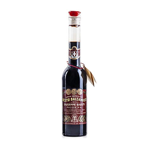 """Historical Collection - Balsamic Vinegar of Modena IGP - 3 gold medals \""""Riccardo Giusti\"""" - Symphony - 250 ml"""